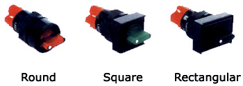 LAS2 SERIES PUSHBUTTON SWITCHES